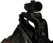 FAMAS ACOG Scope MW2