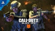 Call of Duty Black Ops 4 - Classic Captain Price Blackout Character PS4