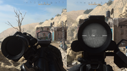 Call of Duty Modern Warfare 2019 Гибридный ИК-прицел 4