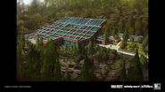 Earth greenhouse concept IW