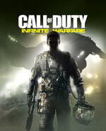 Original game cover art IW