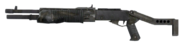 SPAS-12 3rd person MW2