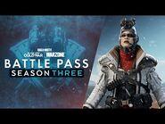 Season Three Battle Pass Trailer - Call of Duty®- Black Ops Cold War & Warzone™
