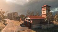 Graveyard FireStation Verdansk84 WZ