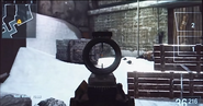 PP-90M1 ACOG Aiming BOD