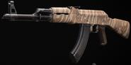 AK-47 Gravel Gunsmith BOCW