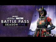 Season Five Battle Pass Trailer - Call of Duty®- Black Ops Cold War & Warzone™