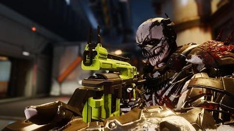 Official Call of Duty® Black Ops III – 10 18 Black Market Trailer
