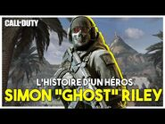 "Simon ""Ghost"" Riley - L'Histoire D'un Héros (Call Of Duty)"