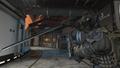 Spectre wielding the Shadow Blade in-game BO4