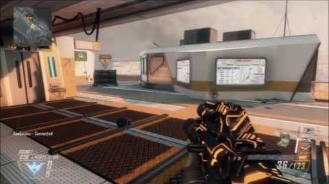 COD Black Ops 2 - Search & Destroy On Magma 12-0 First Round Clutch! No Commentary