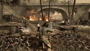 Call of Duty World at War Russian Campaign Singleplayer Third Person Gameplay