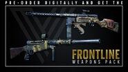 Frontline Pack Promo CODV