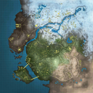 Isolated Map BattleRoyale CODM