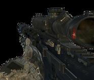 RSASS Silencer MW3