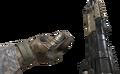 AK-47 reloading MW2