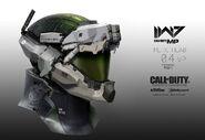 Merc helmet concept 4 IW