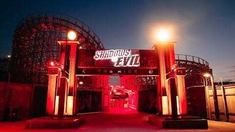 Official Black Ops III® Shadows of Evil The Ride - 360° Experience