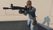 "Yirina ""Assassin"" skin in-game third-person BOCW"
