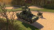 Артиллерия клюквенных русских 1
