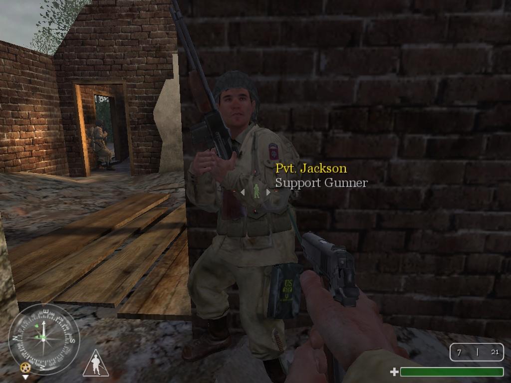 Джексон (Call of Duty)