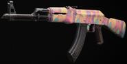 AK-47 Bliss Gunsmith BOCW