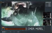CMDR. Morel