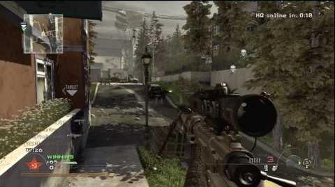MW2 Bailout Headquarters Gameplay Stimulus Package (HD)