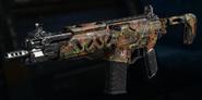 Peacekeeper MK2 Gunsmith Model Flectarn Camouflage BO3