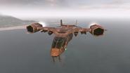 VTOL Warship BOII