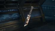 Combat Knife Gunsmith Model 6 Speed Camouflage BO3