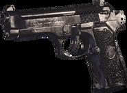 M9 Nickel Plated MWR