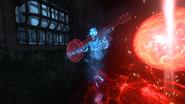 Most Escape Alive krok 4 prysznice banjo