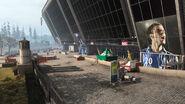 Stadium Gate2 Verdansk Warzone MW
