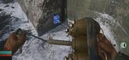 Call of Duty WWII Растяжка от первого лица