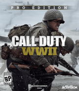 Call of Duty World War II PC Box Art