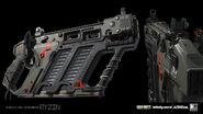 Karma-45 Deimos 3D model concept IW