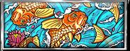 MDLC 4 Koi Background
