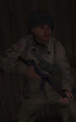Бейкер (Call of Duty)