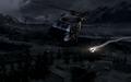 Blackhawk about to get hit COD4