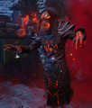 Corrupted Keeper Hooded BO3