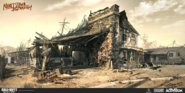 Nuke'dTown Zombies Concept Art Bo2