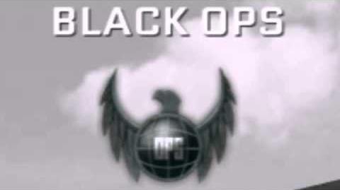 COD Black Ops - Black Ops Spawn Theme