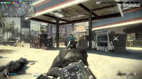 Call of Duty Ghosts - Hunted Game Mode Gameplay on Octane