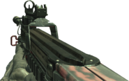 P90 Red Tiger MW2