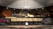 Abrams model Museum MW2