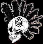 Blackjack's Gun Game Logo BO3