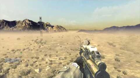 Call of Duty Black Ops PC - MP5K game-play on 'Nuketown'