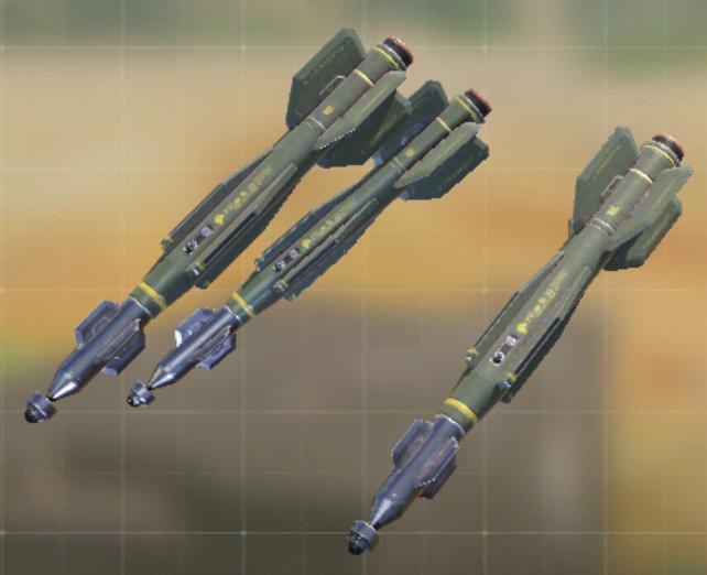 Cluster Strike