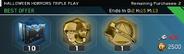 Halloween Triple Play Bundle IW